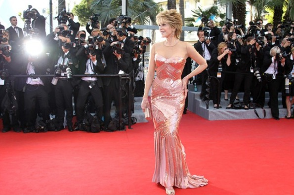 CANNES FILM FESTIVAL COVERAGE- Jane Fonda on the Red Carpet for Red Step. www.imageamplified.com, Image Amplified (1)