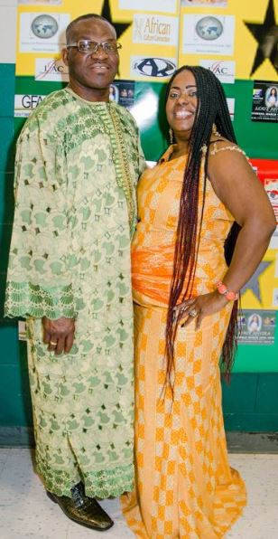sam and martine ghana independence 2015
