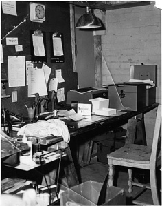 Spittlers' office (Leo)