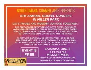 Gospel Concert 2016