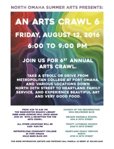 NOSA crawl Poster