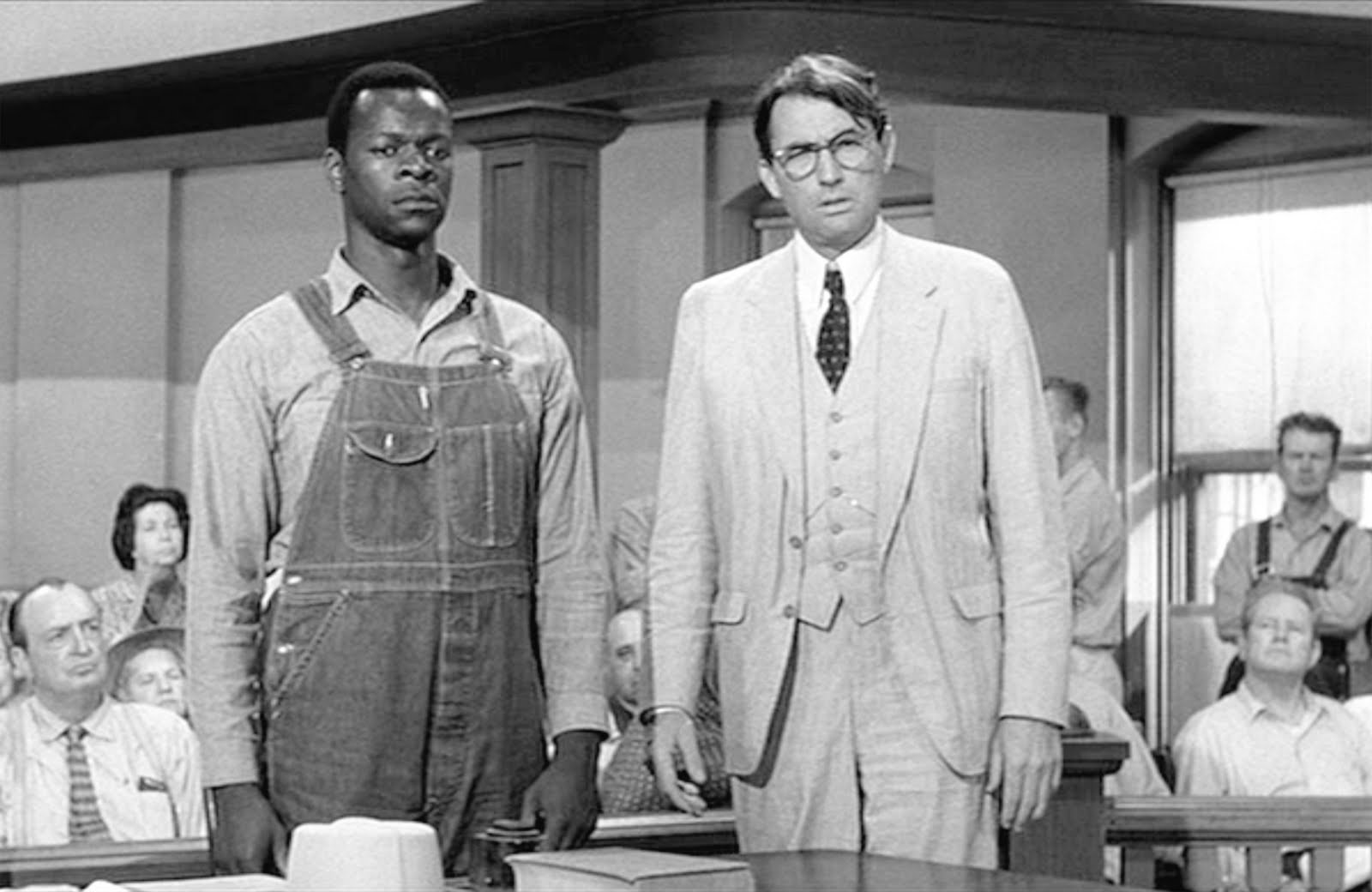 To kill a mockingbird atticus in court - photo#36